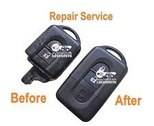 REPAIR REFURBISHMENT SERVICE for Nissan Micra Quashqai 2 Button Smart Remote Key