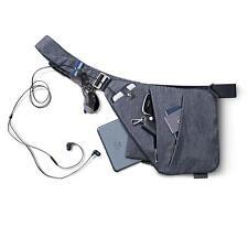 NIID-FINO Sling Shoulder Bag Crossbody Chest Bag for Cycling Walking Hiking Trip