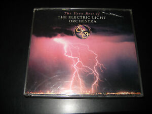 """very best of """"Electric light Orchester -1990-doppel Album  Musik CD"""