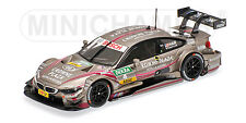 Minichamps 410142404 scala 1:43, BMW m4 (f82) - BMW TEAM RBM #neu in OVP #