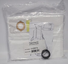 Beam Central Vacuum ATLIS 2 Hole Paper Bag Adapter Kit 110073