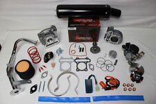 Scooter Big Bore Kit 100cc 50mm Bore QMB139 GY6 Scooter Performance Parts Black
