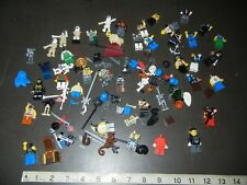 Lego Hobbit & Star Wars Lot of Minifigures Accessories Weapons Spare Parts