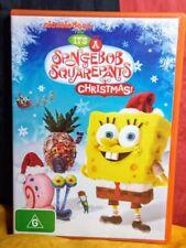 It's A SpongeBob SquarePants Christmas! (DVD, 2012)