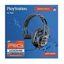 Plantronics RIG 100HS Camo Gaming Headset for PlayStation 4 PS4 - FREE SHIPPING™
