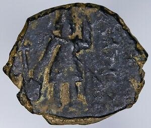 India Kushan Empire Vasudeva I 190-230 AE Unit ANS Kushan 1127
