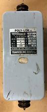 Transco Neon Sign Transformer Power Supply 120v12000v Tesla Coil Compatible