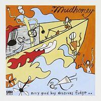 Mudhoney - Every Good Boy Deserves Fudge.. [CD]
