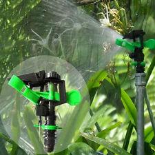 360 ° einstellbare Wassersprenger Bewässerung Garten Sprühdüse EW