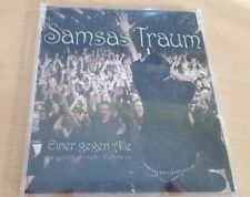 Samsas Traum MCD Einer Gegen Alle (2006) - Special Single Edition mit autogramm