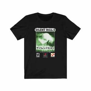 Silent Hill t Shirt Horror Video Game Gift Tee