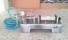 pneumatic liquid filling machine for shampoo/oil/water/perfume,900-5000ml BG