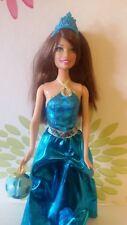 * BARBIE * Princess Charm School Hadley robe de bal poupée ** Fab état * RARE *