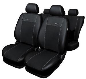 Ford Focus II 2004-2011 Maßgefertigt Maß Sitzbezüge Schonbezüge Kunstleder