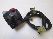 Yamaha YZFR1 YZF R1 2003 5PW Left Hand Switch Assembly