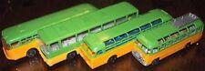 Poznan Poznań IKARUS Busset 4 piece set 1:87 H0 #UZ4 å