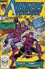 Marvel Comics! Avengers Spotlight! Issue 22!