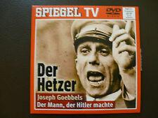 Spiegel TV   Der Hetzer   Joseph Goebbels       DVD