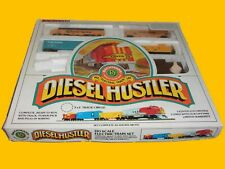 Bachman Diesel Hustler HO Scale Trains without the track in original box and ...