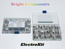 Ceramic Disc Capacitor Kit (300pcs) - EK12 - 1st CLASS POST