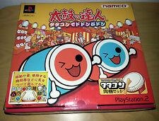 Taiko no Tatsujin Tatakon de Dodon ga Don USATO SONY PS2 JAP NTSC/J VBCJ 52806