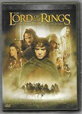 LORD OF THE RINGS – Fellowship of the Ring – 2001 – 2-Disc WS DVD