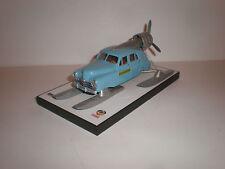 1/43 1958-1961 Russian snow record car GAZ M20 Pobeda / Handmade Kherson Models