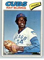 1977 Topps #190 Ray Burris M1C420