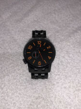 Ripcurl Watch Detroit Orange & Black!