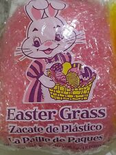 New bag for Sales-( 8 ounces ) Pink Basket Grass Fill for Gift Holiday Basket