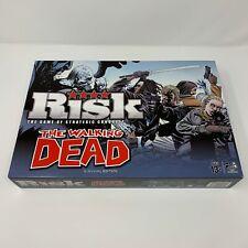 Riesgo: The Walking Dead Survival Edition Juego De Mesa (Winning Moves)