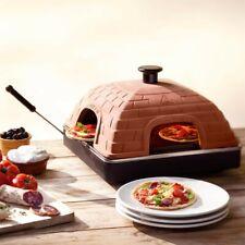 Mini Pizza Maker Party Pizze Cucina Forni Quattro Aperture Big Light