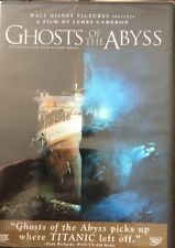 Ghosts Of The Abyss DVD A3