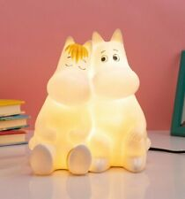 Official Moomin and Snorkmaiden Love Table Lamp from House Of Disaster