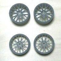 1/18 SCALE PUR DESIGN RS02 RIMS - HIGH DEFINITION SLA 3D PRINTED WHEELS