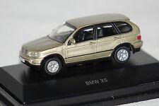 BMW X5 gold metallic 1:87 Schuco neu + OVP 25447