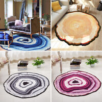Anti-Skid Rock Floor Rug Dining Living Room Bedroom Carpet Floor Mat Home Decor
