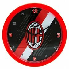 AC Milan Stripe Wall Clock Official Football Merchandise Christmas Birthday Gift
