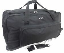 """XXL 31"""" Large Travel Luggage Wheeled Trolley Holdall Suitcase Case Duffel Bag UK"""
