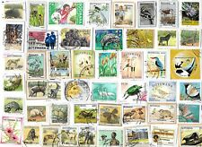 BOTSWANA - Selection of Stamps on Paper from Kiloware