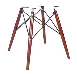 Dowel Leg Chair Base fits Herman Miller Eames Shell - Mid Century Danish Modern