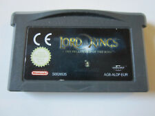 Lord of the Rings Followship of the Ring - Nintendo GameBoy Advance SP / DS #11