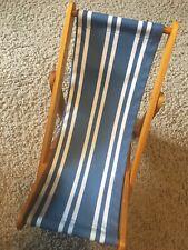 American Girl Kit's Sling Back Beach Chair RETIRED 2007
