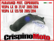 PARAFANGO POSTERIORE COPRIRUOTA VESPA LX 50 2T/4T 2005-2014 LX 125/150 2005/2014