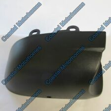 Fits Renault Trafic Mirror Right Side Lower Bottom Backing Cover Black (2014-On)