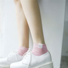 Harajuku Women Glitter Socks Kawaii Gold Sliver Shiny Socks In Tube Casual Socks