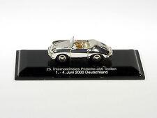 """Schuco Piccolo Porsche 356 Cabrio """"25. Treffen in Deutschland"""" # 50167002"""