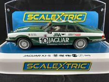 Scalextric C4214 Jaguar XJS 1985 Bathurst Winner Slot Car