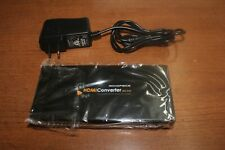 MONOPRICE DVI VIDEO DIGITAL COAXIAL / DIGITAL OPTICAL AUDIO TO HDMI CONVERTER