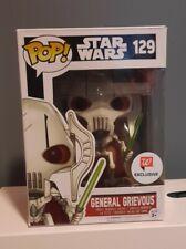 Funko Pop! Star Wars General Grievous #129 Vaulted Walgreen Exclusive